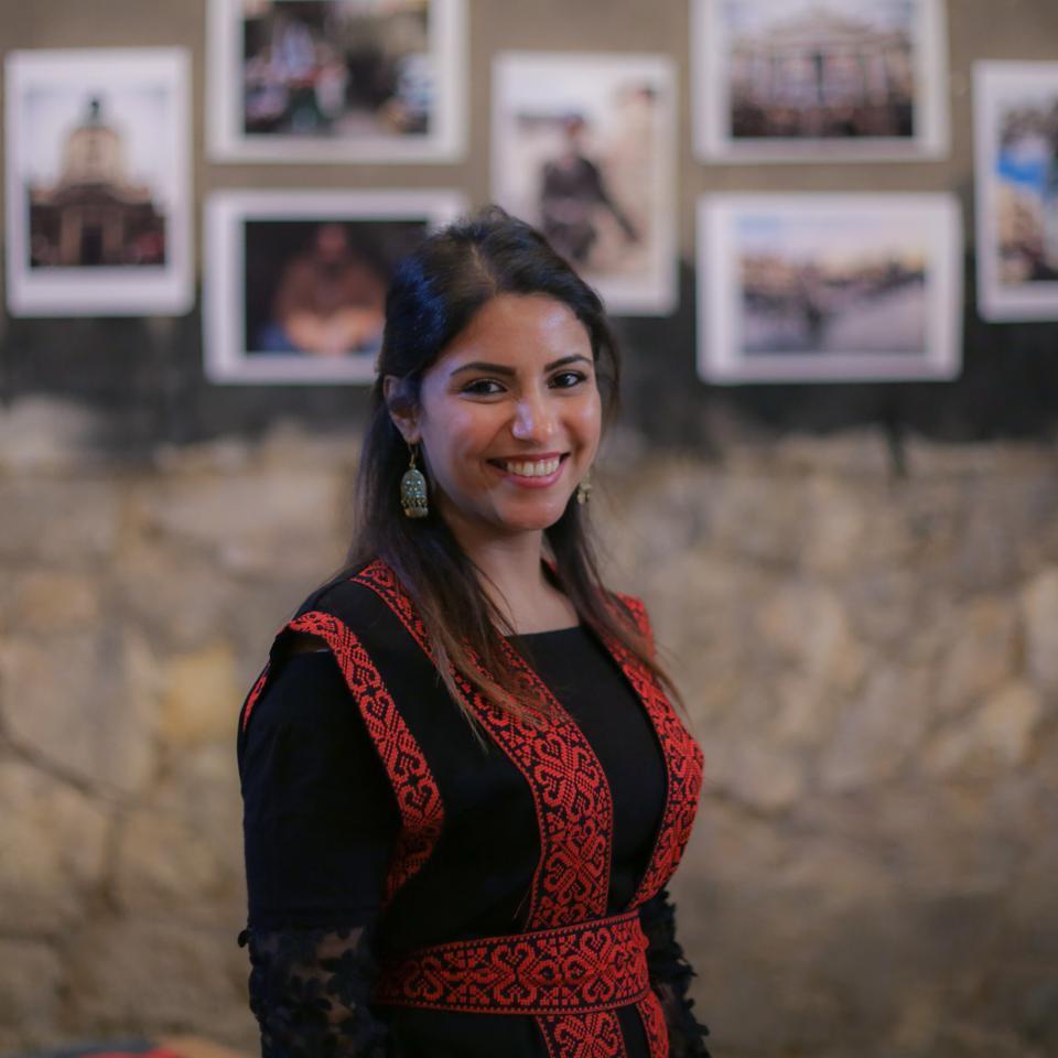 Headshot of Solafa Magdy
