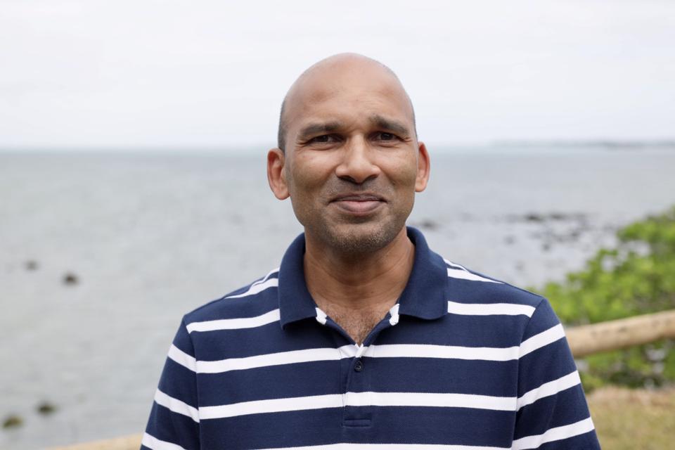 Director of Conservation of Mauritian Wildlife Foundation, Vikash Tatayah