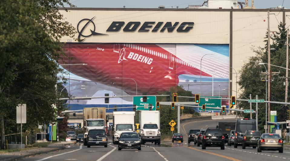 Boeing To Move 787 Airplane Manufacturing From Washington To South Carolina