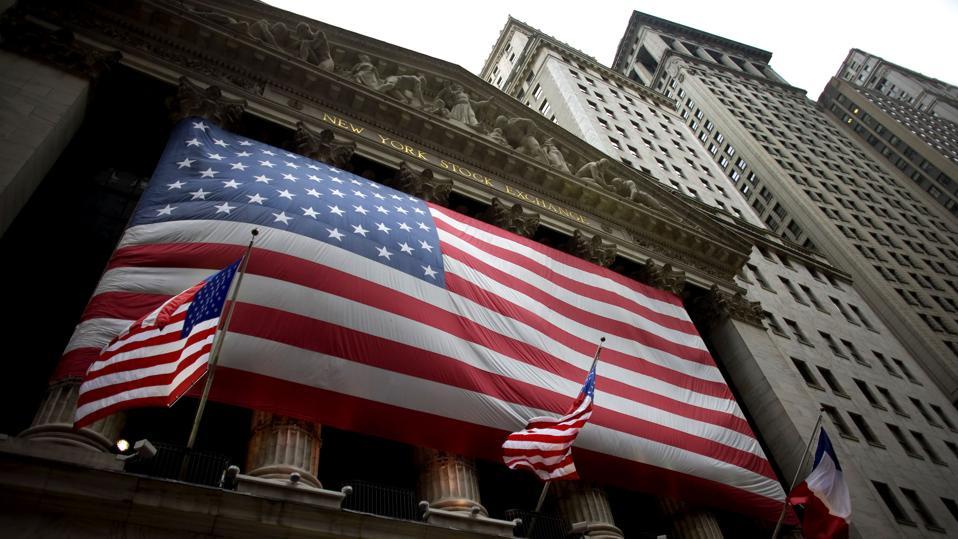 The New York Stock Exchange in New York, U.S. Sept 26, 2008.