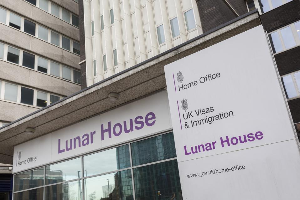 Lunar House Visas And Immigration HQ Building