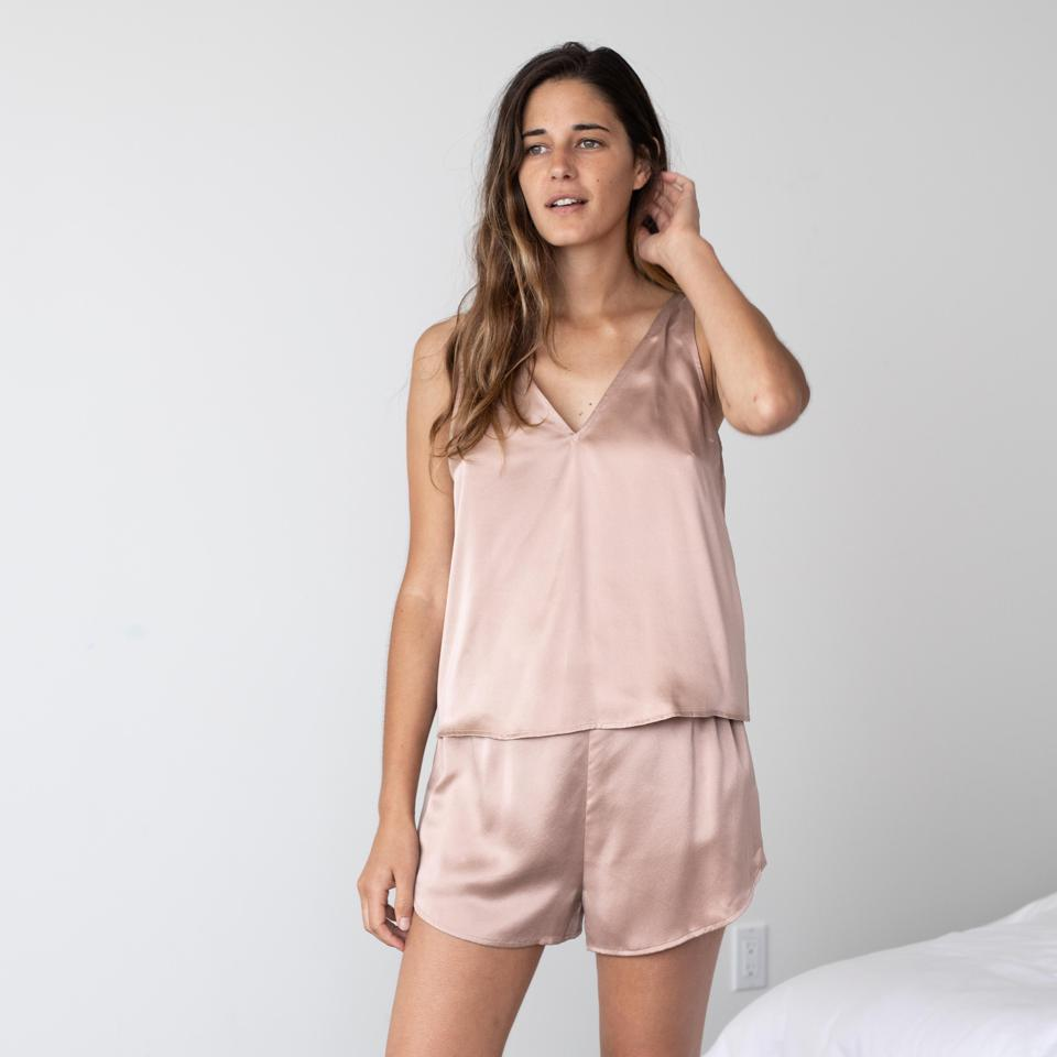 Lunya washable silk pyjamas