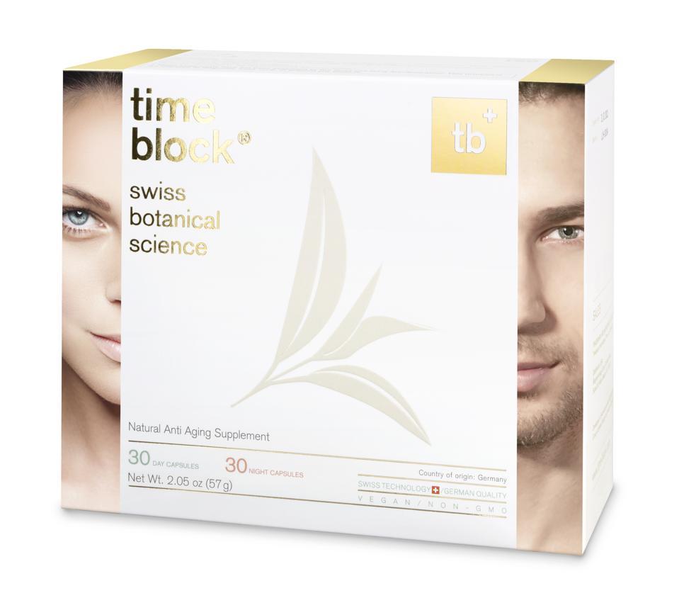 Timeblock anti-aging supplement