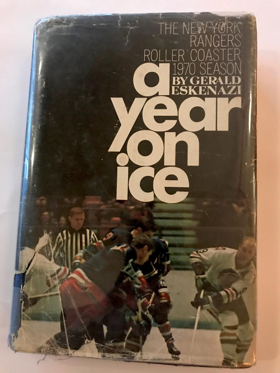 A Year On Ice is becoming a movie.