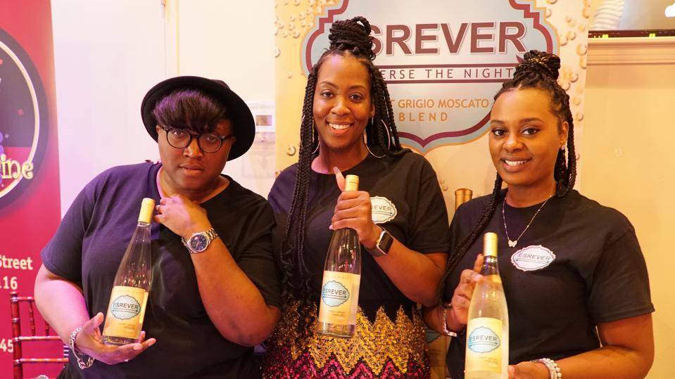The founders of Esrever Wine are vying for $100,000 in seed money on a Discovery Channel show.