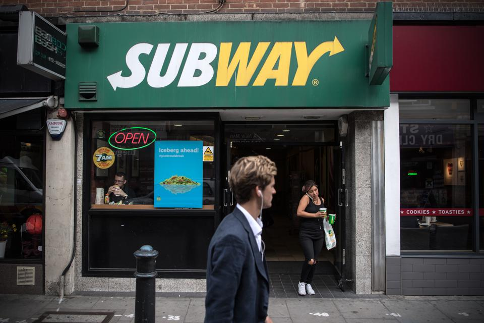 An Irish court has ruled that Subway sandwiches are not technically made with bread