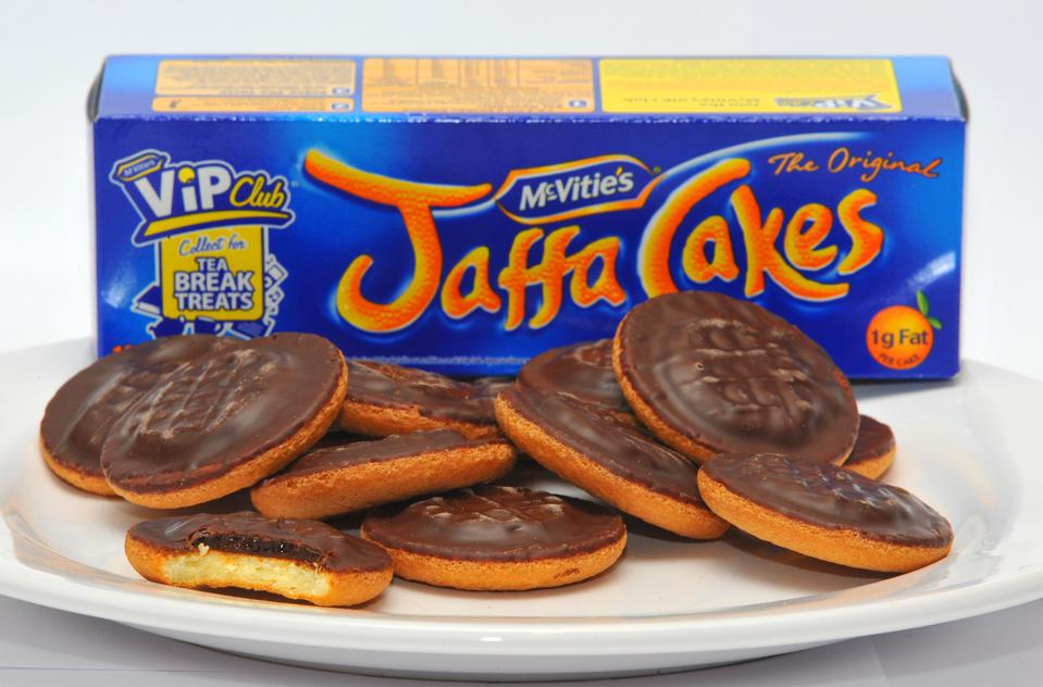 Are Jaffa Cakes, a biscuit or a cake? It's an important tax issue.