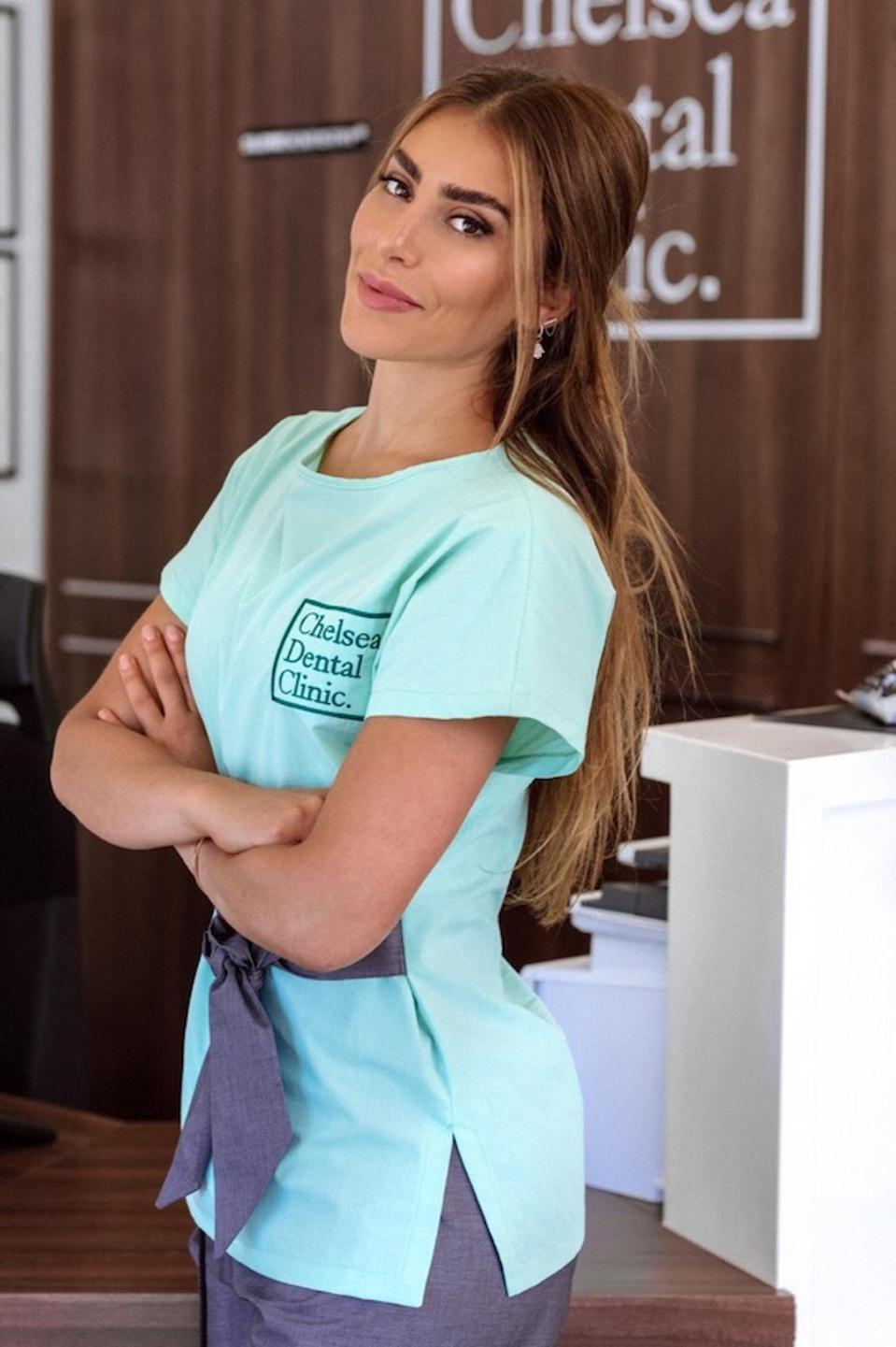Dr Rhona Eskander, Chelsea Dental