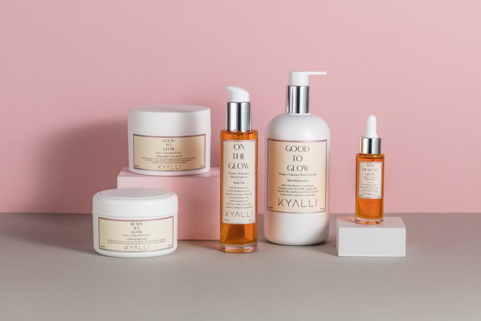 Product range by Kyalli