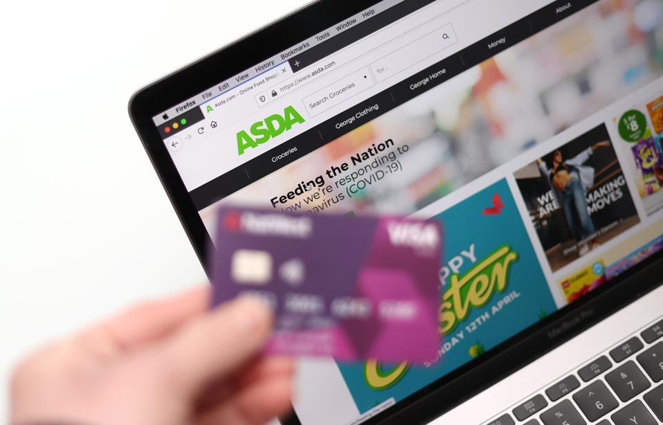 Coronavirus and online sales