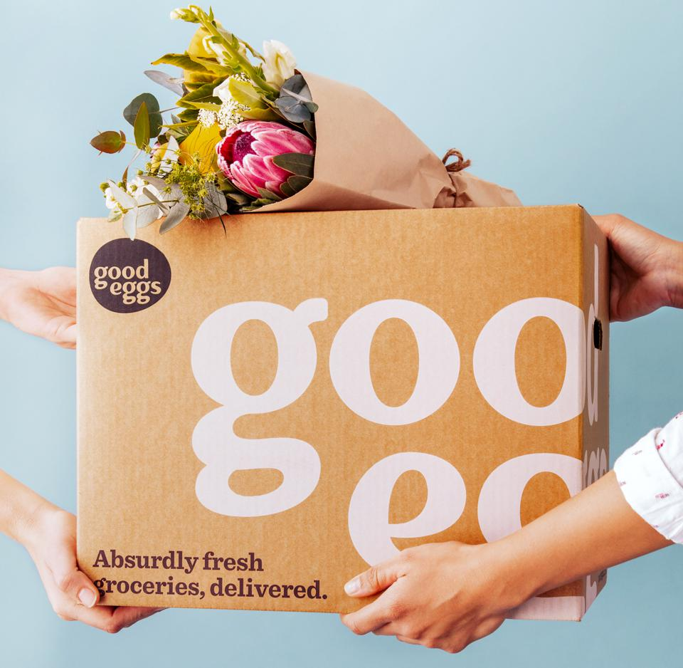 Good Eggs grocery delivery data consumer study