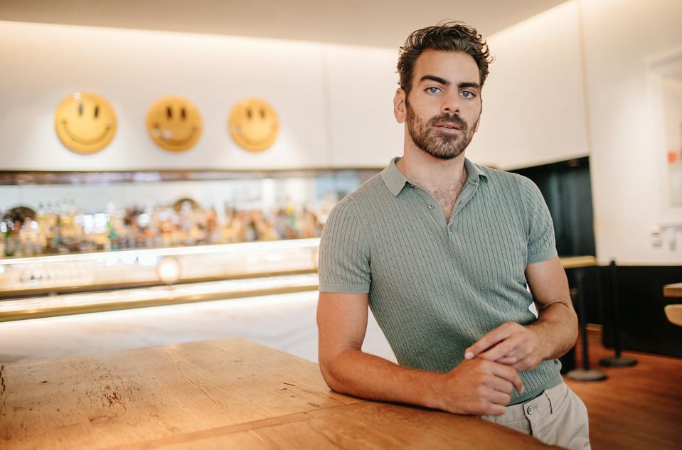 Actor, model, and executive producer Nyle DiMarco