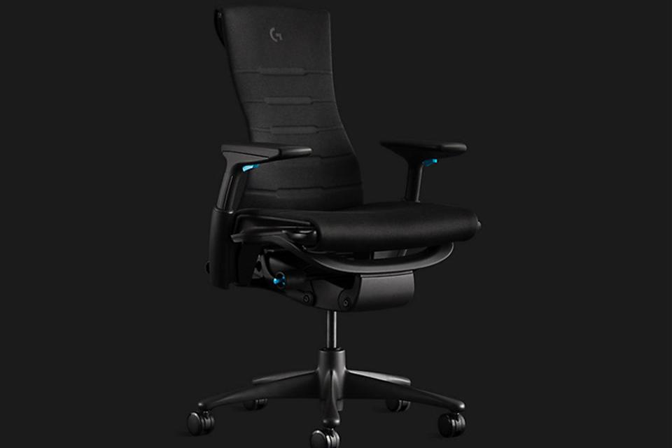 The Embody Gaming Chair by Herman Miller X Logitech G