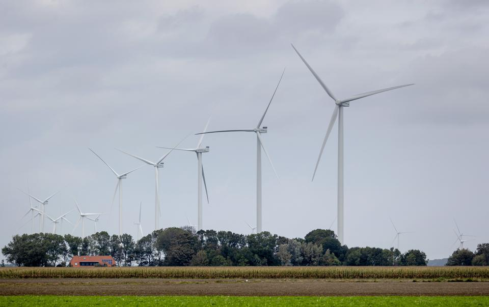 NETHERLANDS-ENERGY-WIND