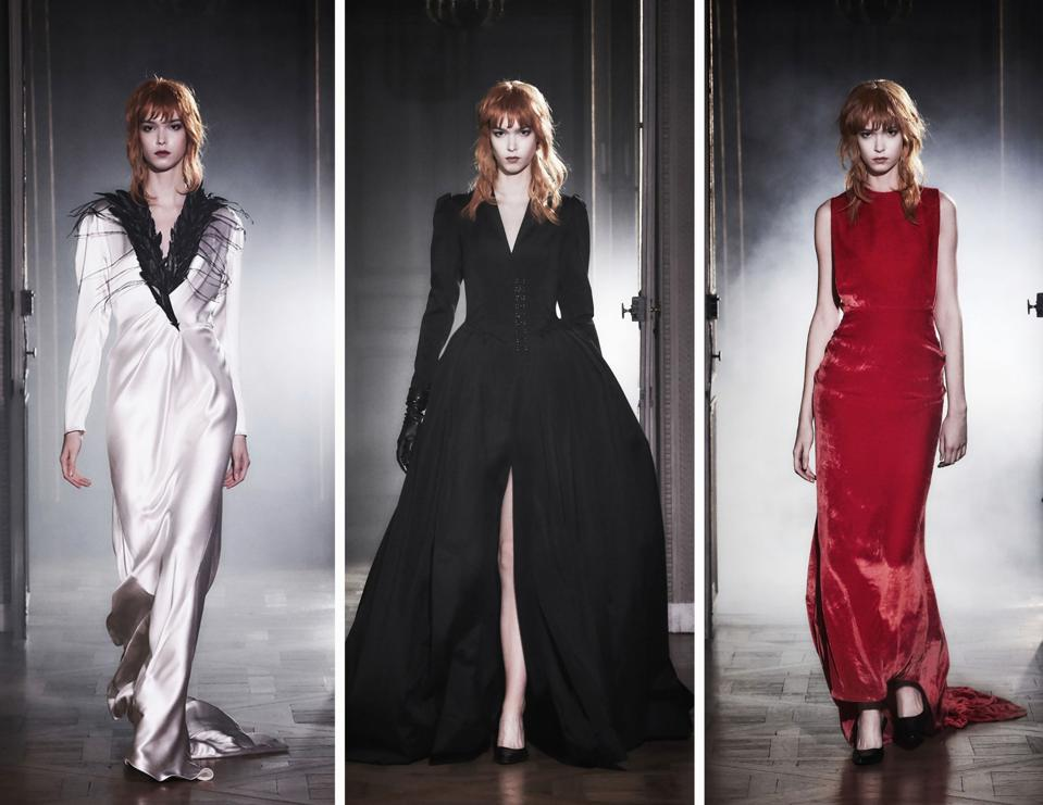 Olivier Theyskens' SS21 collection