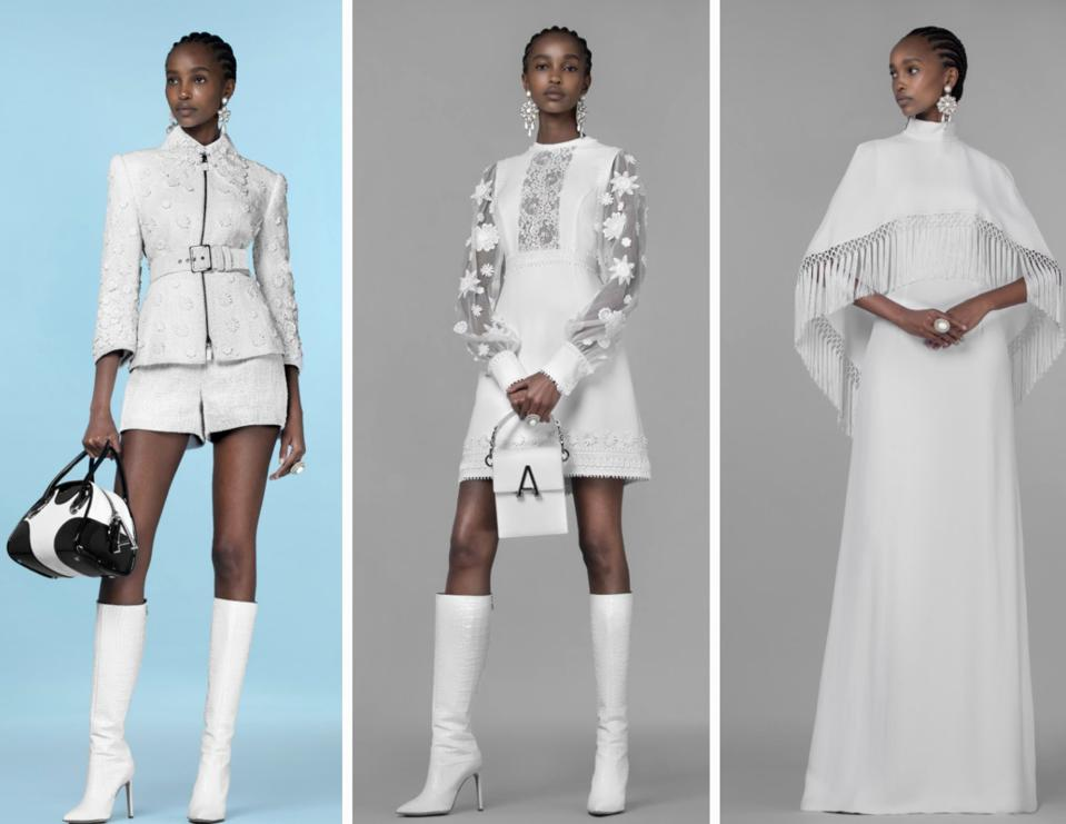 Andrew GN unveils his SS21 collection