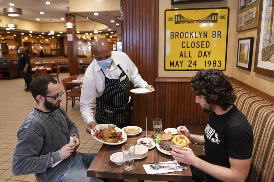 Virus Outbreak Restaurant Jobs