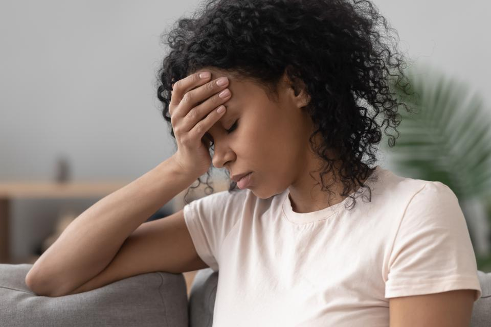 New research finds link between stress and depression.