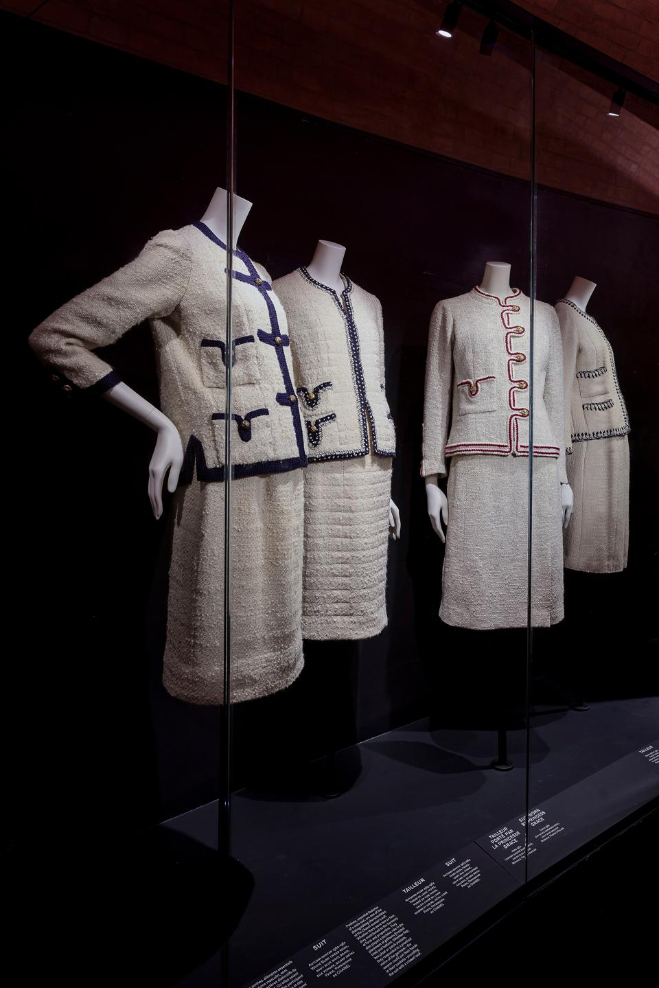 The new Gabrielle Chanel fashion exhibition
