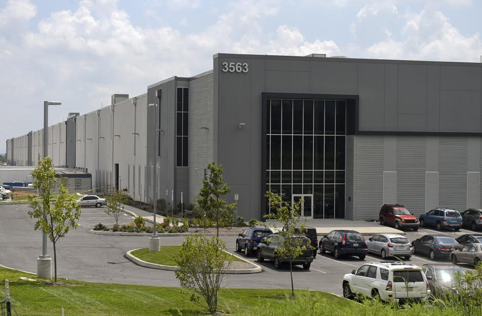 Warehouse To Be Used As New Amazon Fulfillment Center In Pennsylvania