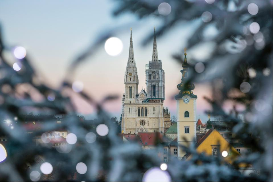 Best Christmas in Zagreb, Croatia