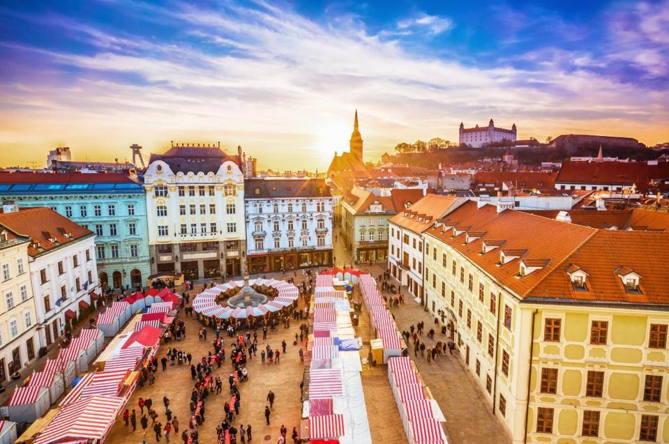Best Christmas 2020: Bratislava, Slovakia