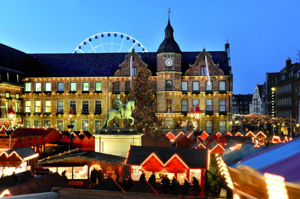 Best Christmas 2020: Dusseldorf, Germany