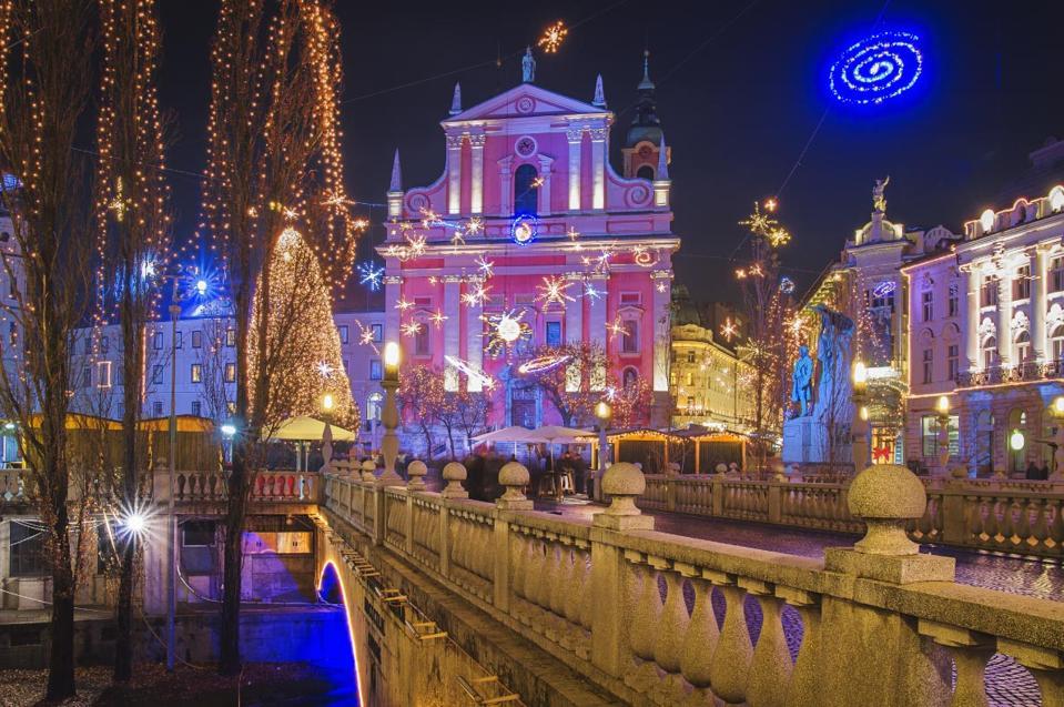 Best Christmas 2020: Ljubljana, Slovenia