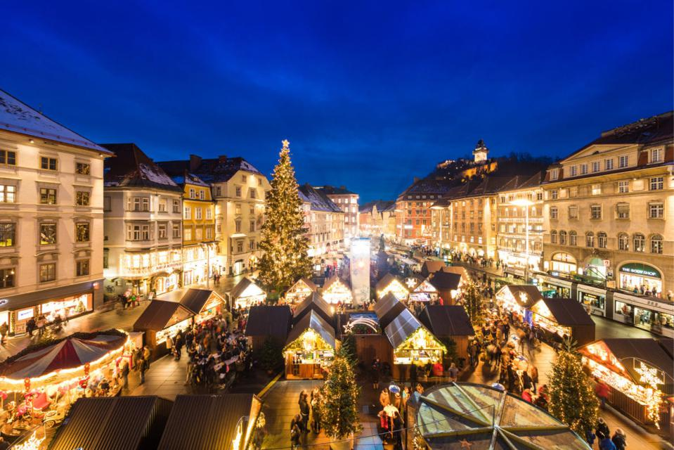 Best Christmas markets 2020: Graz, Austria
