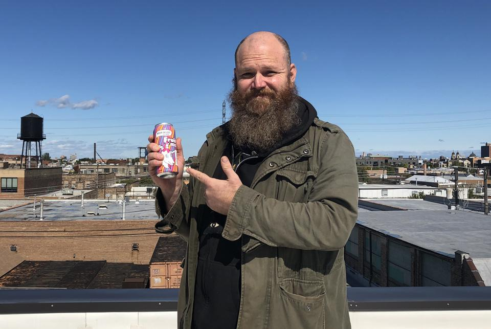 Brian Buckman, the co-founder and head brewer of Chicago's Illuminated Brew Works, is one of an increasing number of brewers who believe candy can be a unique ingredient in beer.
