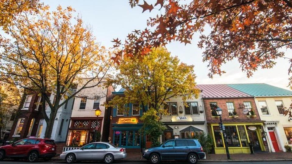 alexandria virginia travel guide historic king street restaurants dining safe
