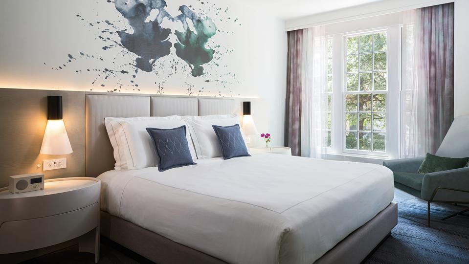 Kimpton Lorien Hotel & Spa Alexandria best hotel lodging accommodations Washington DC VA