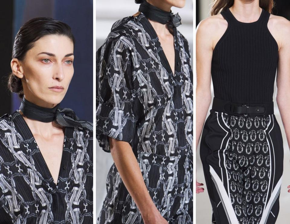 Hermes, SS21 womenswear collection