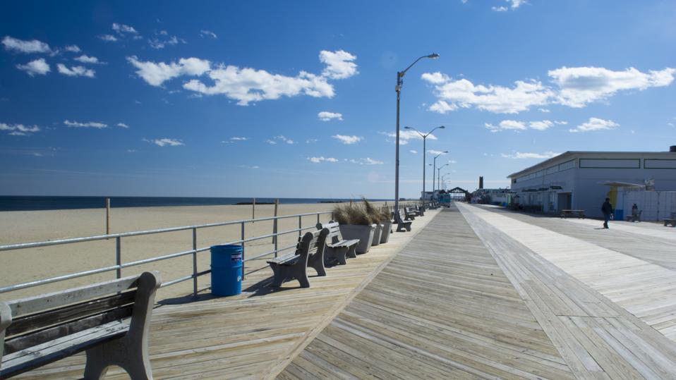 Asbury Park, NJ boardwalk Jersey Shore travel guide