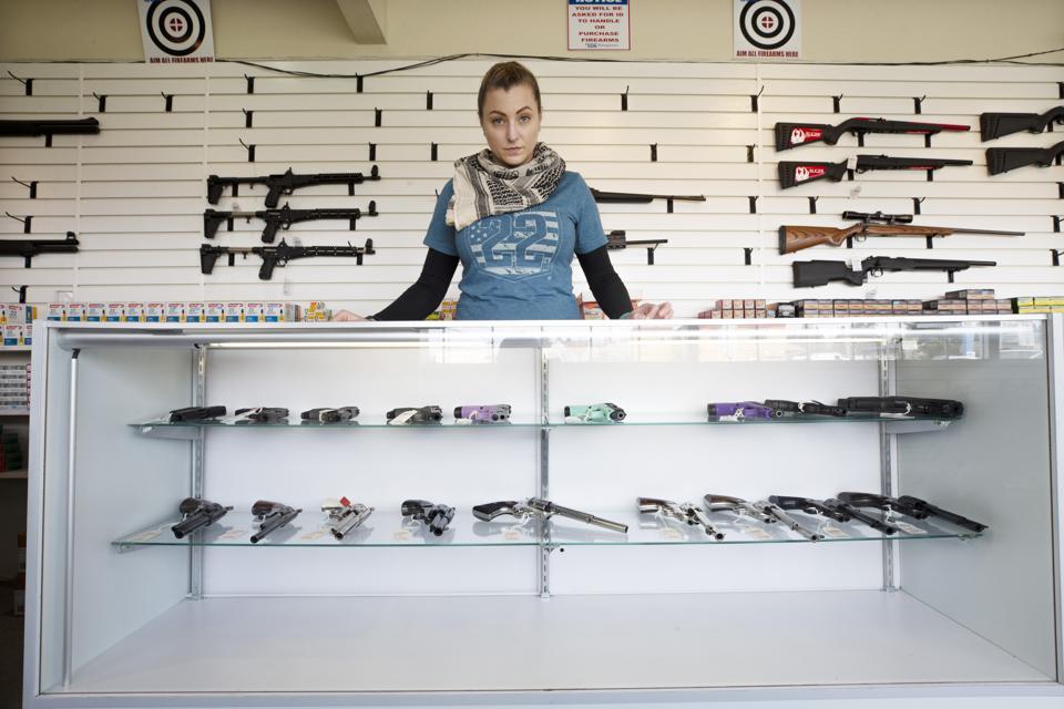 Washington State Gun Stores Vow To Stay Open Despite Orders To Shutdown During Coronavirus Pandemic