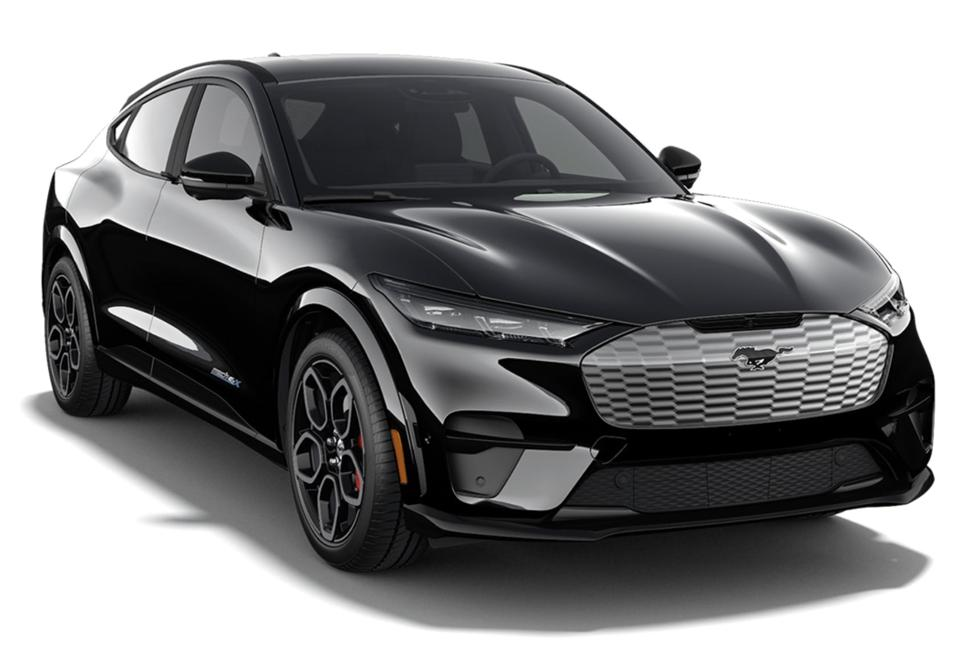 Ford Mustang Mach-E will compete with the Tesla Model Y -- and Model 3.