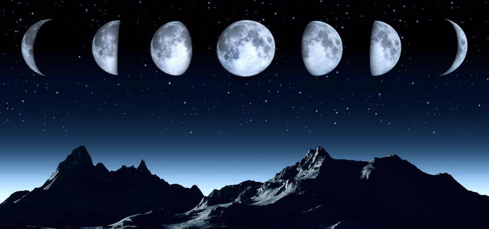 The Moon occupies the daytime sky just as much as it does the nighttime sky.