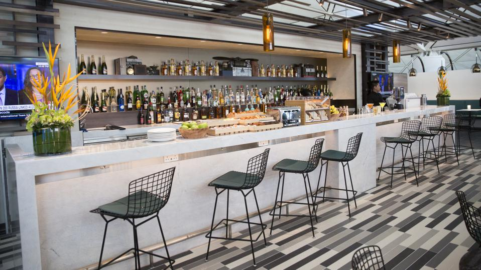 American Express Celebrates The Opening Of The Centurion Lounge At Hong Kong International Airport