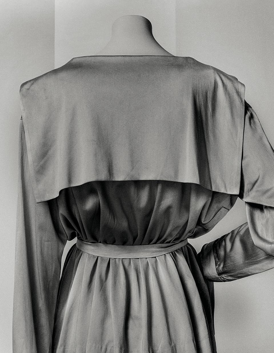 Chanel Summer 1916 ivory silk jersey marinière, Paris Patrimoine de CHANEL