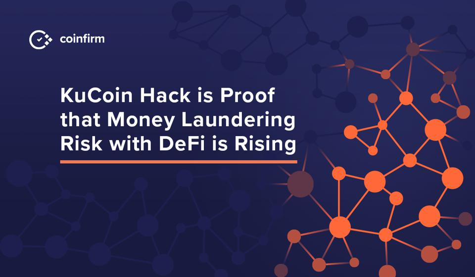 DeFi KuCoin Hack AML Risk