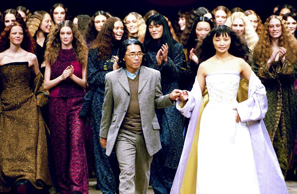 Kenzo - Runway - Paris Fashion Week Fall/Winter 1999