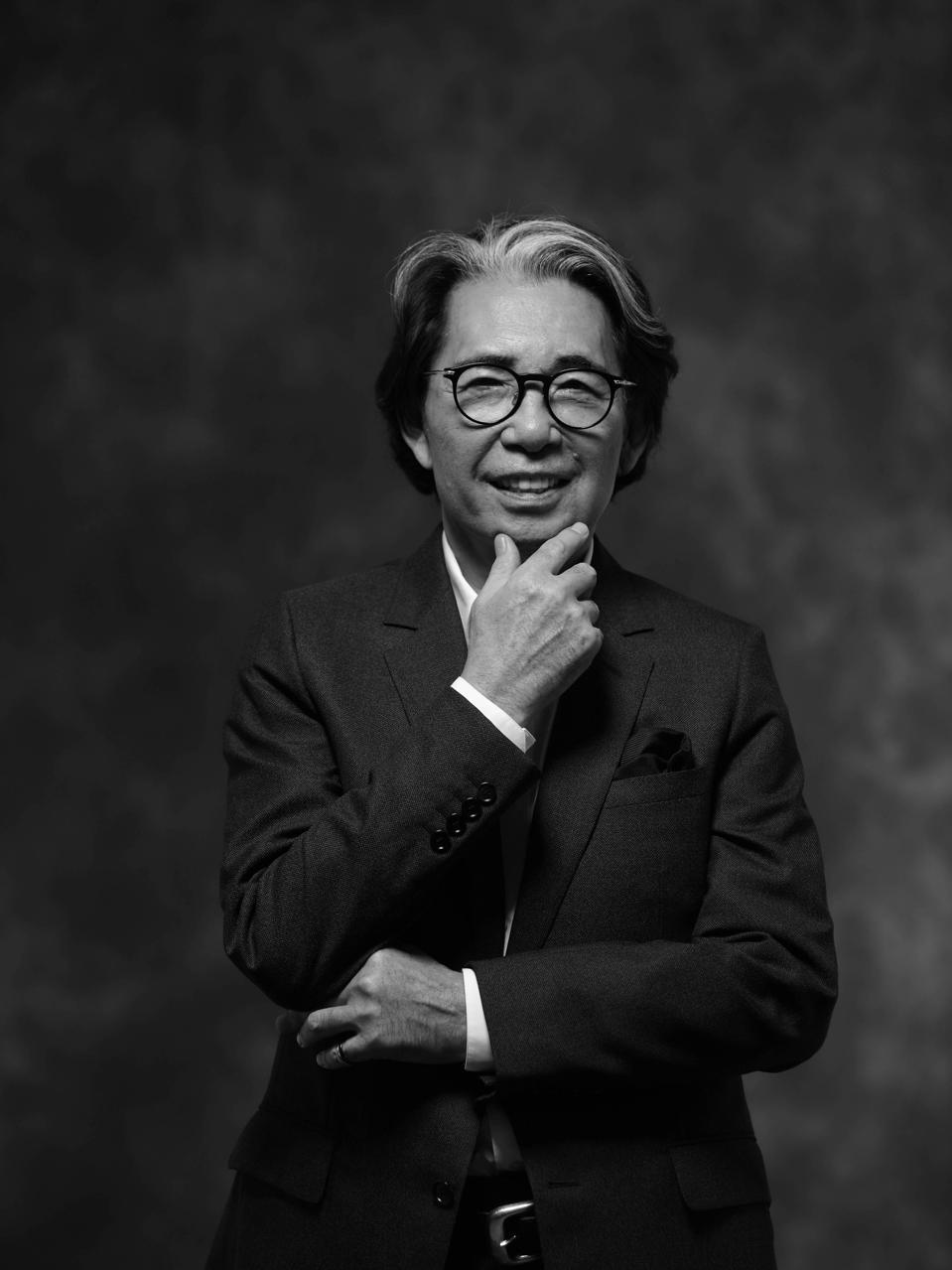 Fashion designer Kenzo Takada has died in Paris, aged 81.