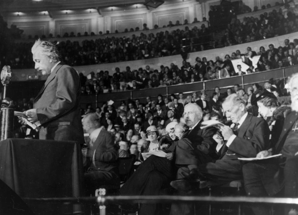 Einstein Lectures