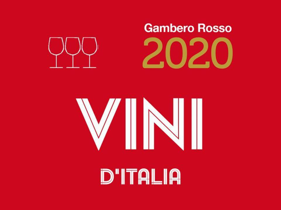 Gambero Rosso's Vini D'Italia 2020 guide