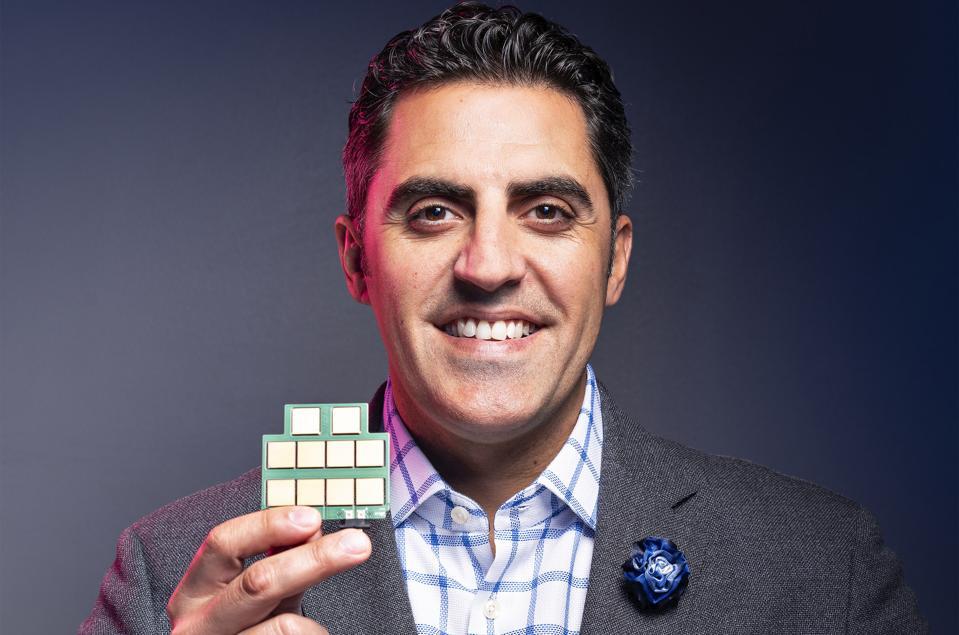 Phononic CEO Tony Atti
