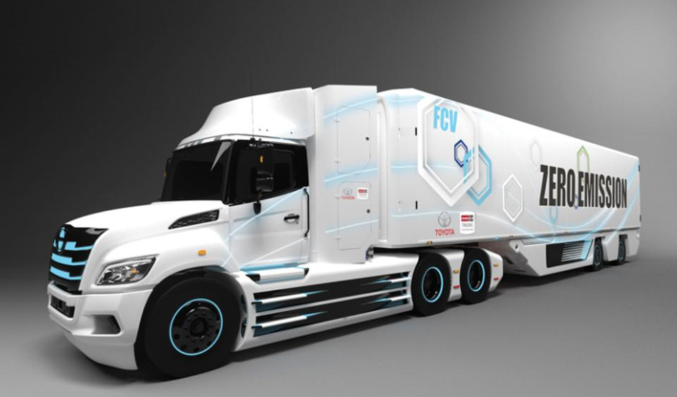 Toyota-Fuel-Cell-Truck
