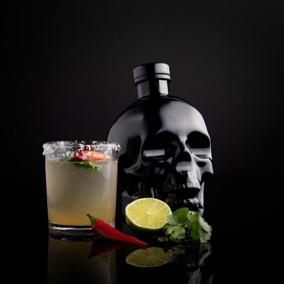 Try an agave-based vodka like Crystal Head Onyx for National Vodka Day.