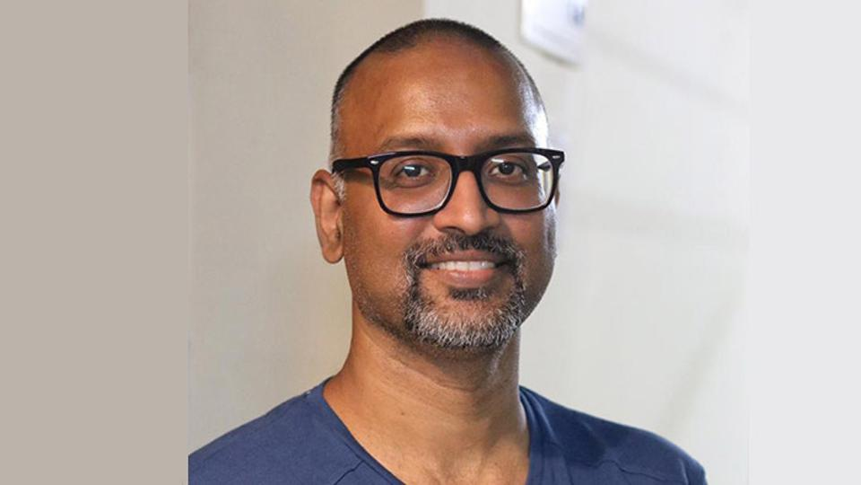 Rajesh Kasturirangan Headshot
