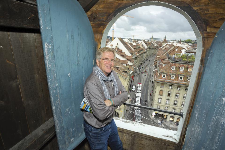 Rick Steves Talks Campaigning For Cannabis, Getting High In The Dark And The Future Of Travel