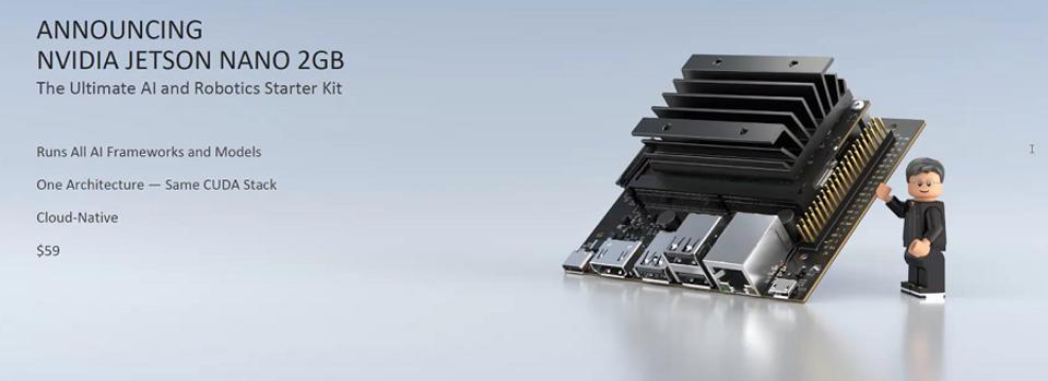NVIDIA Jetson Nano 2GB